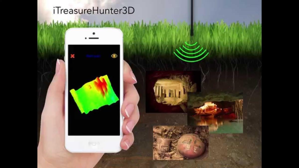 Metaldetector 3D- Come sara' il futuro del Metaldetector?