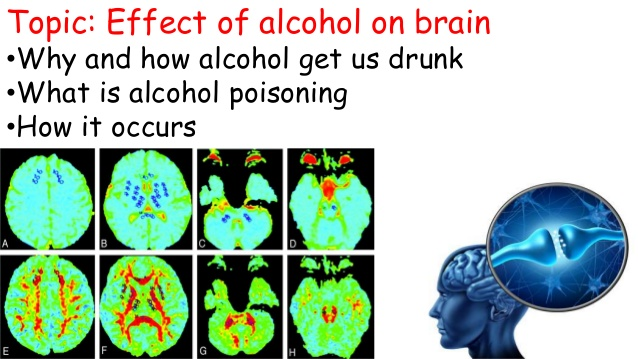 Science reveals what happens as you get drunker