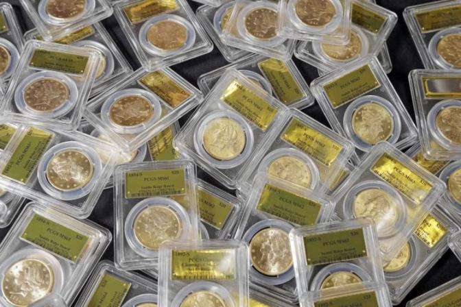 What A Rush! California Couple Finds Gold Coins Worth $10M