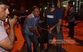 Dhaka cafe attack ends with 20 foreign hostages among dead